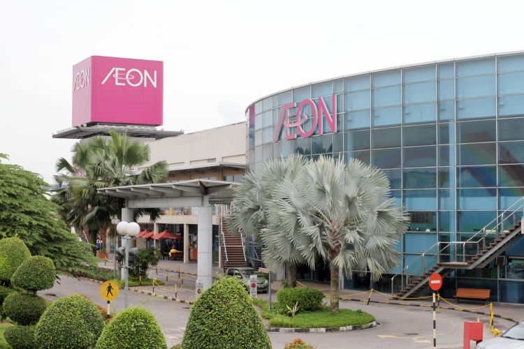 AEON Taman Universiti Shopping Centre1