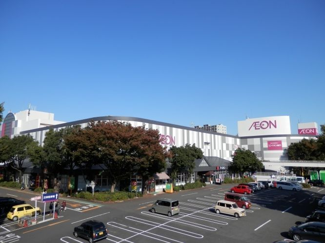 AEON Sagamihara Shopping Center1